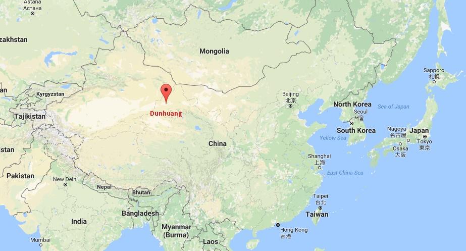 dunhuangmap